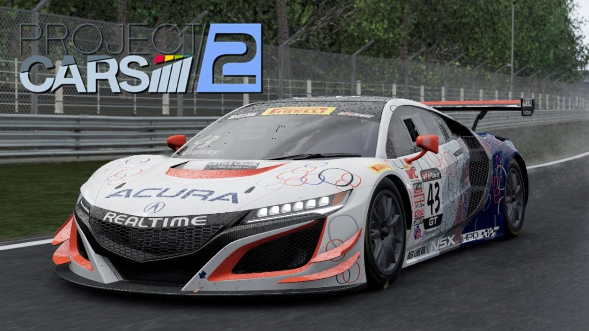 Campeonato de Project Cars 2 GT3