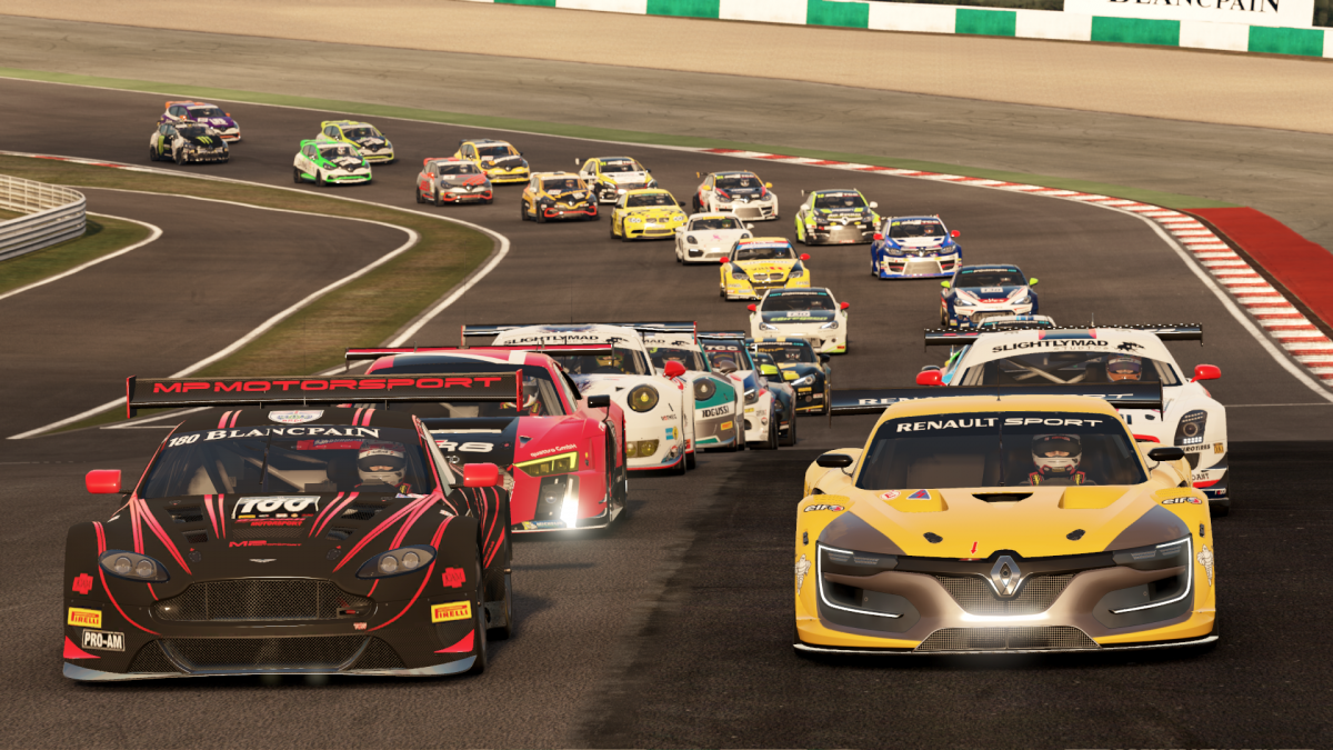 Campeonato de Project Cars 2